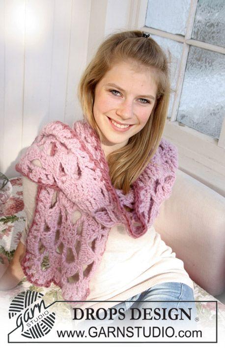 Free Pattern | Crochet_roba i complements | Pinterest | Bufanda dos ...