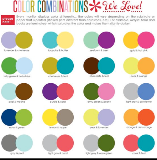 Pin de kie siva en color pinterest colores para combinaciones y color - Combinacion de colores pintura ...