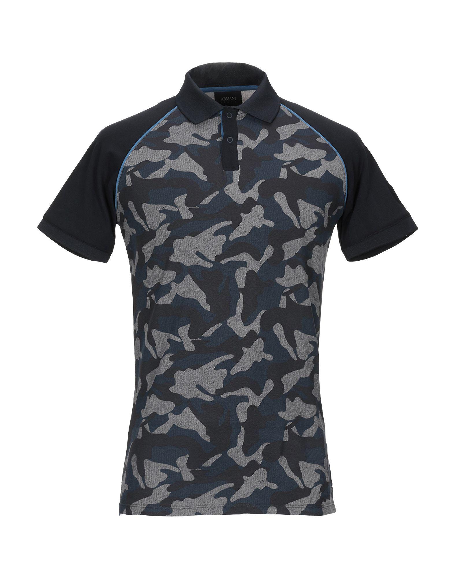 65be0e3e Armani Jeans Mens Polo Shirt