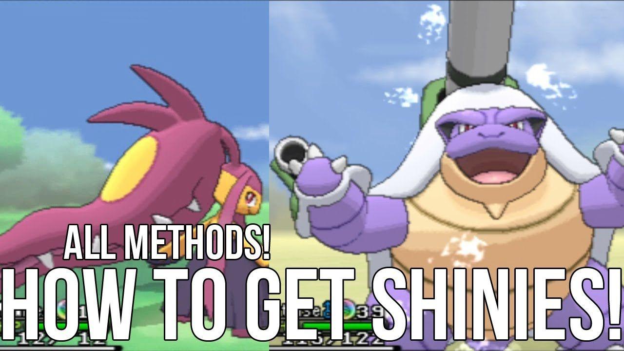 how to tell if pokemon shiny