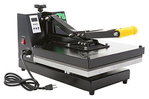 Gecko TShirt Sublimation GK100 Heat Transfer Press Machine