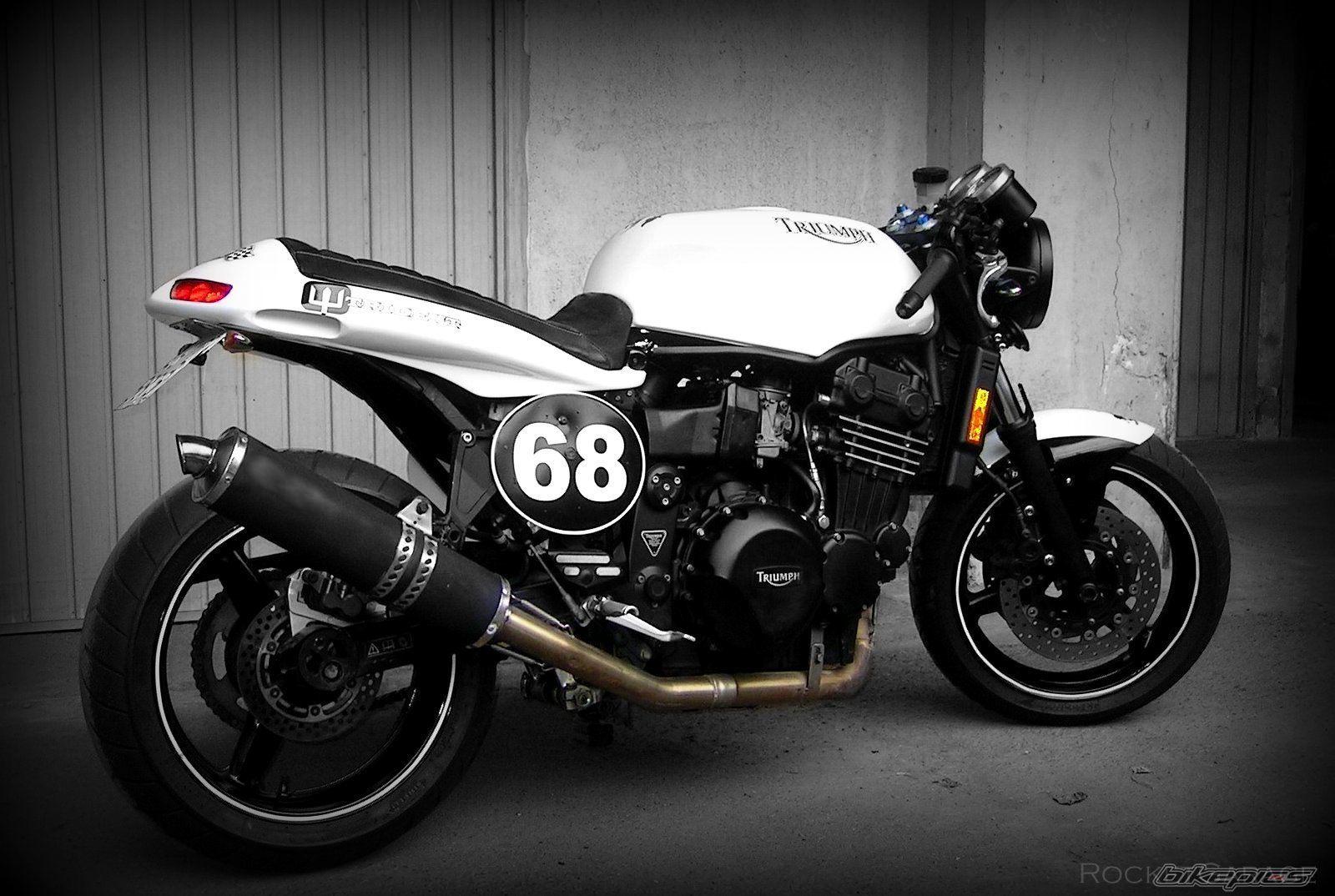 possible cafe project - triumph forum: triumph rat motorcycle