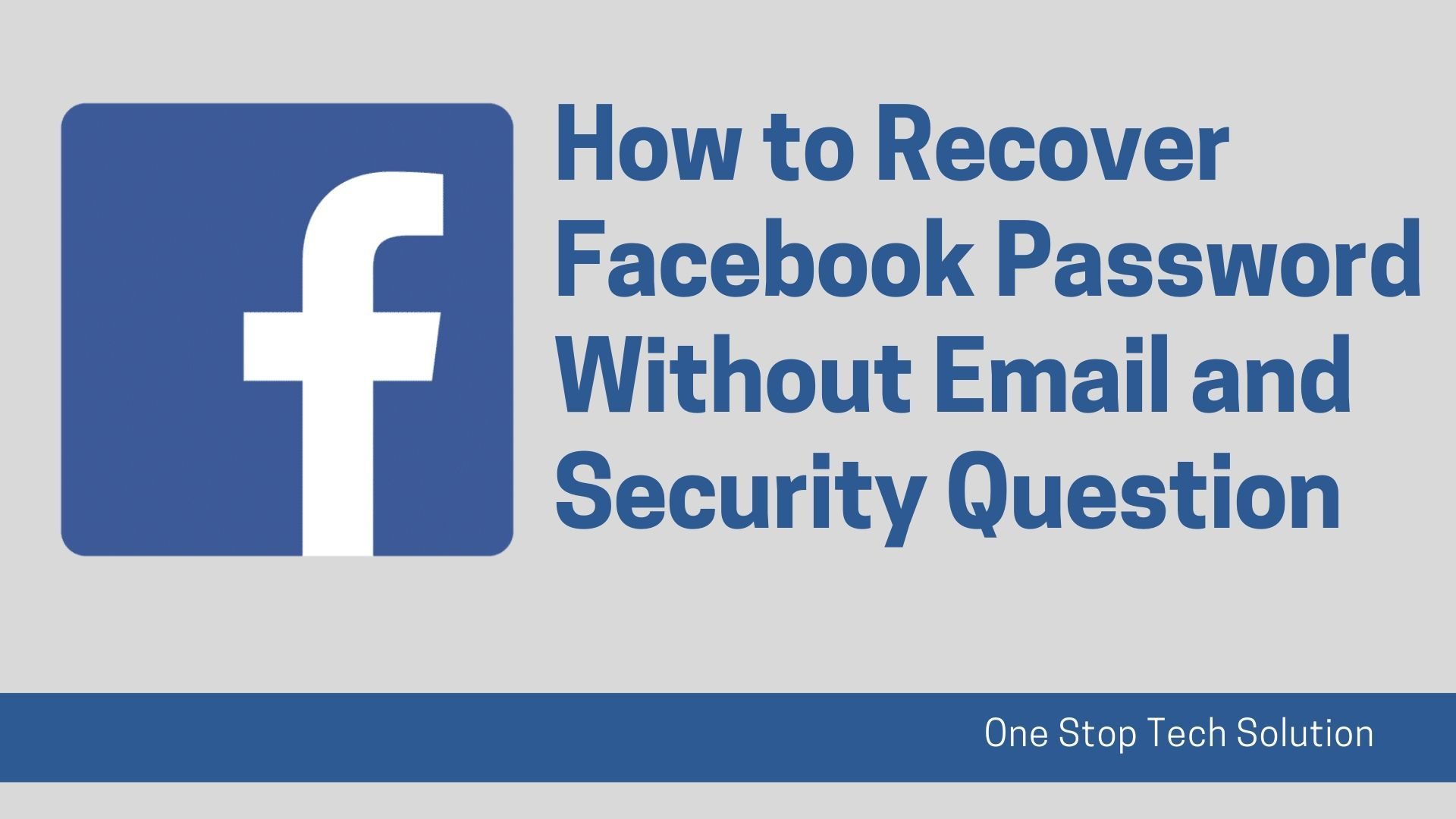Recover Facebook Account Without Email And Security Question Phone Numbers This Or That Questions Phone