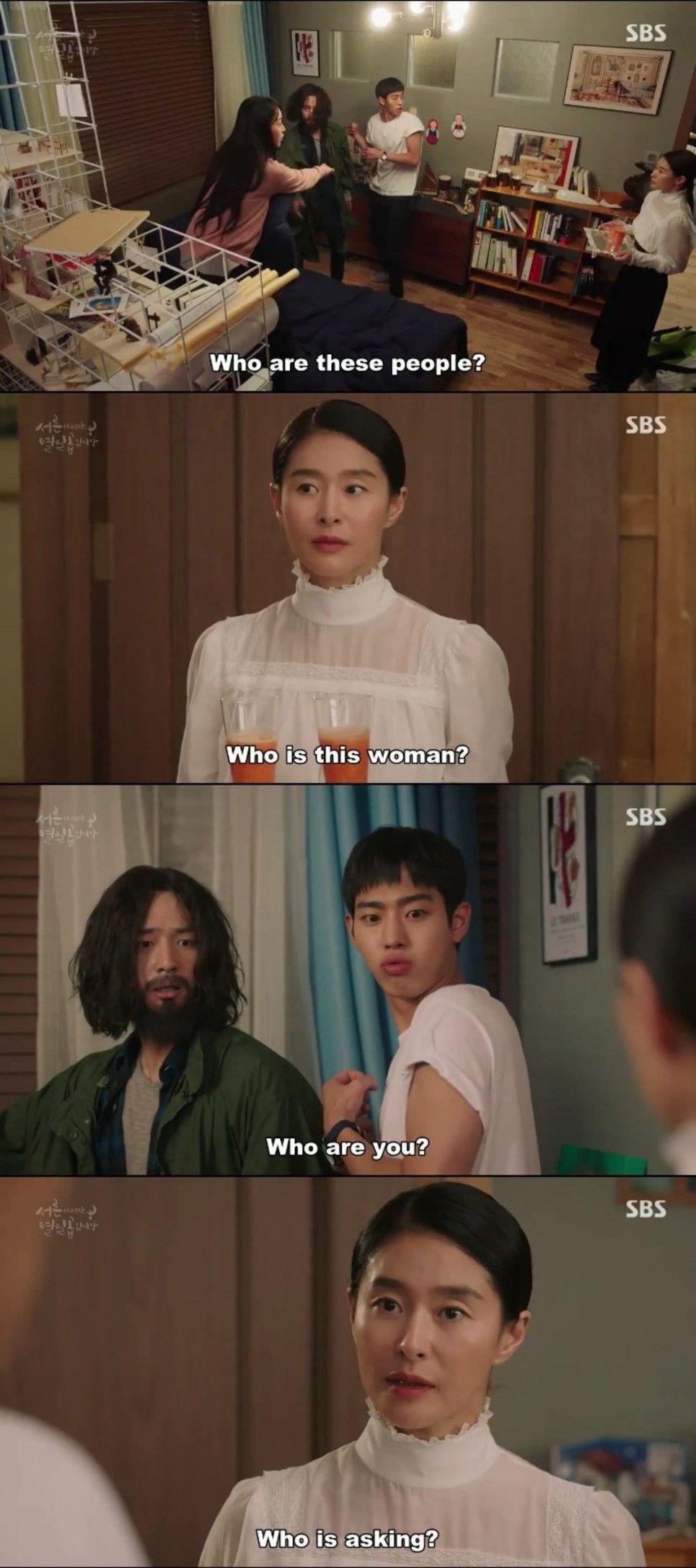 still kdrama lol i love jennifer korean drama kdrama