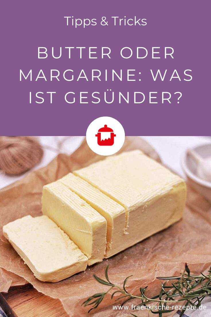 Butter oder margarine für diabetiker