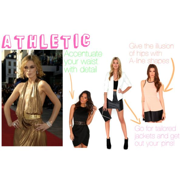 7d91c120846 Stuck on how to dress for an athletic body shape  Look no further! We re  spelling out the Athletic Dos!  athletic  Howtostyle  style  fashion   trends ...