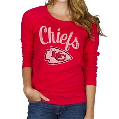 official photos d6d83 675d8 Junk Food Kansas City Chiefs Ladies Field Goal Fleece ...