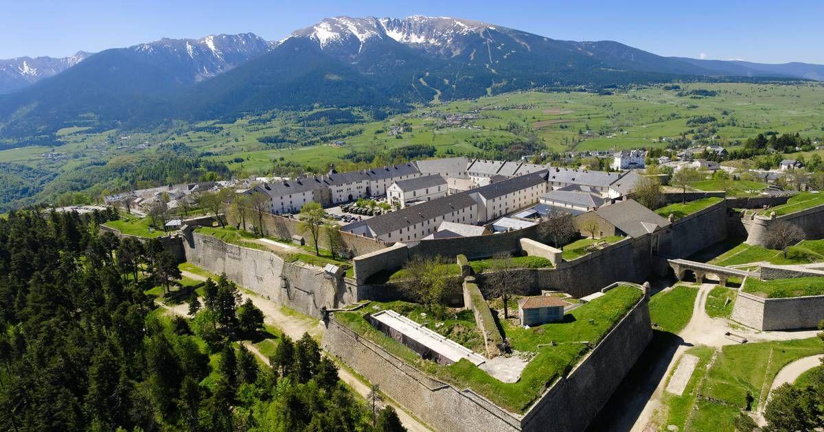 Citadelle de Mont-Louis Occitanie France (classée par