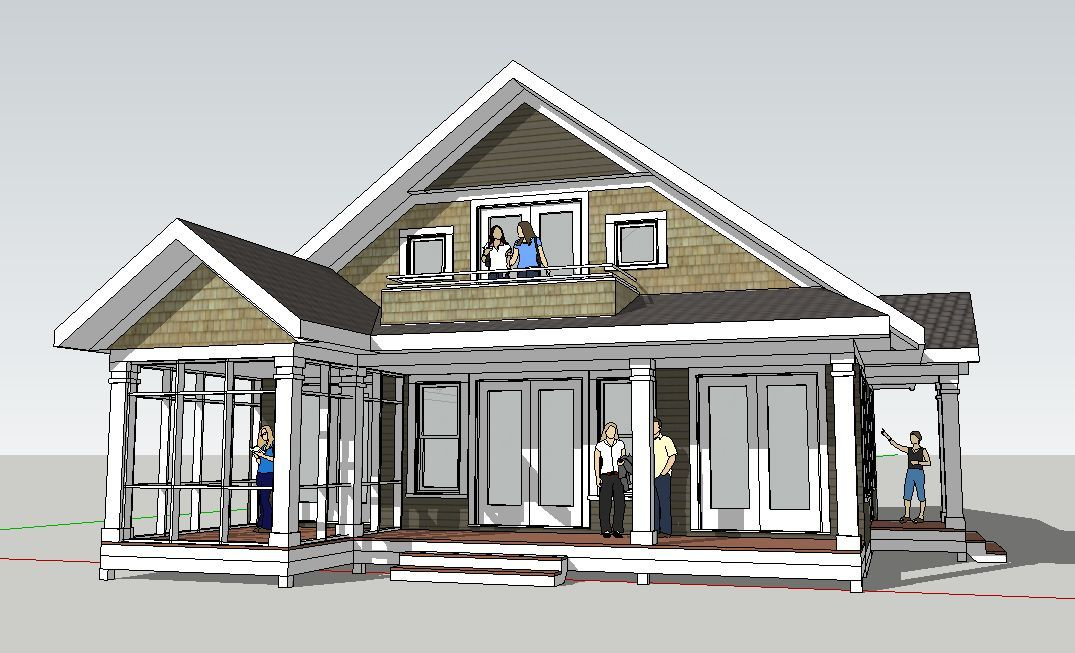 cottage house plans cottage home design that could serve as a great mountain cabin plan