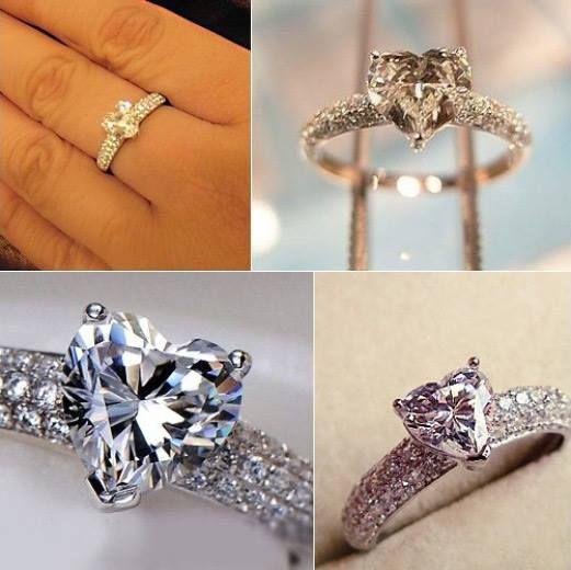 A princess ring   via Facebook