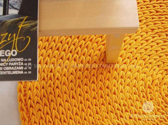 PROMOTION Crochet rug, crochet carpet, round rug, knitted carpet, knitted rug, various colors model 003. 150cm
