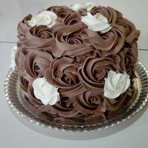 Bolo De Chocolate Para Aniversario Receita Bolo De Chocolate