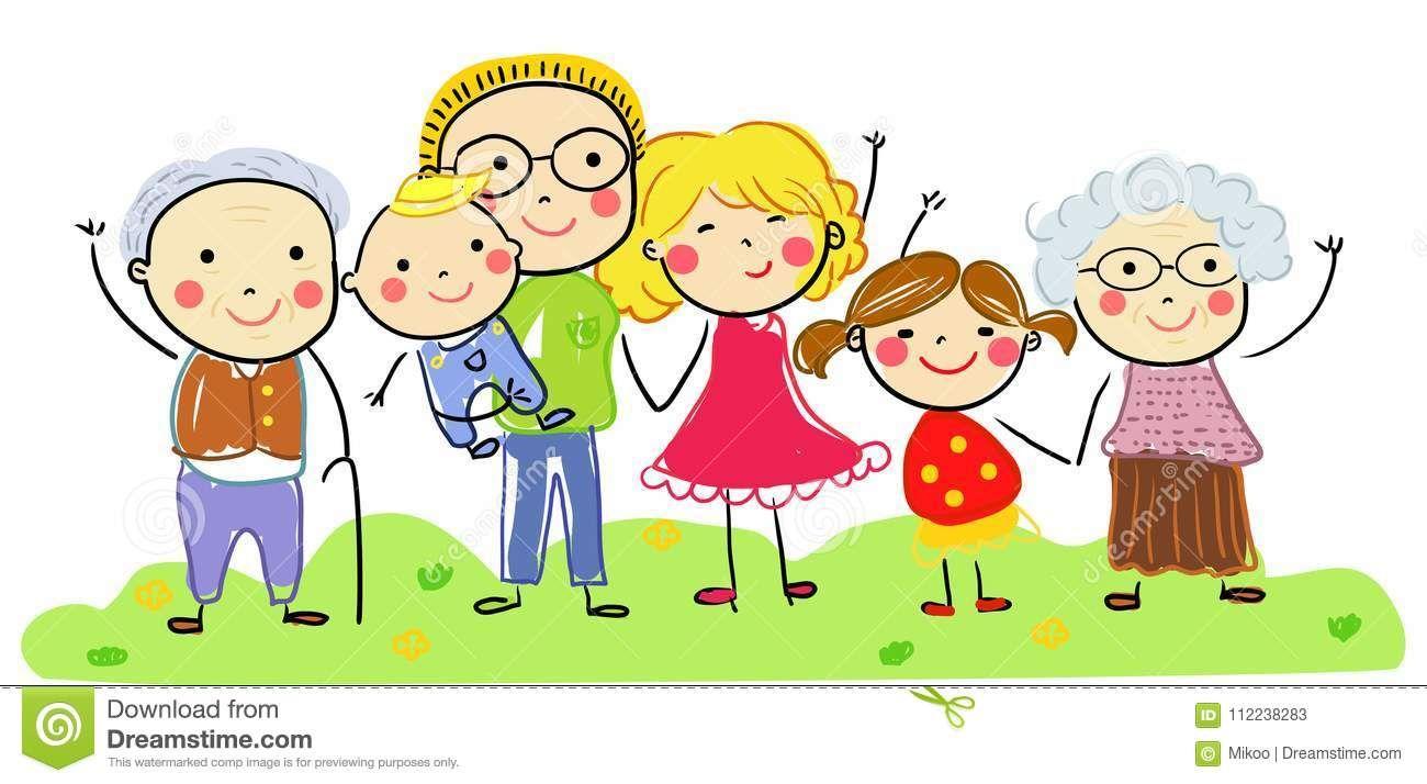 Familia Hogar Animados Buscar Con Google Manualidades Hogar