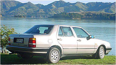 1989 Lancia Thema v6