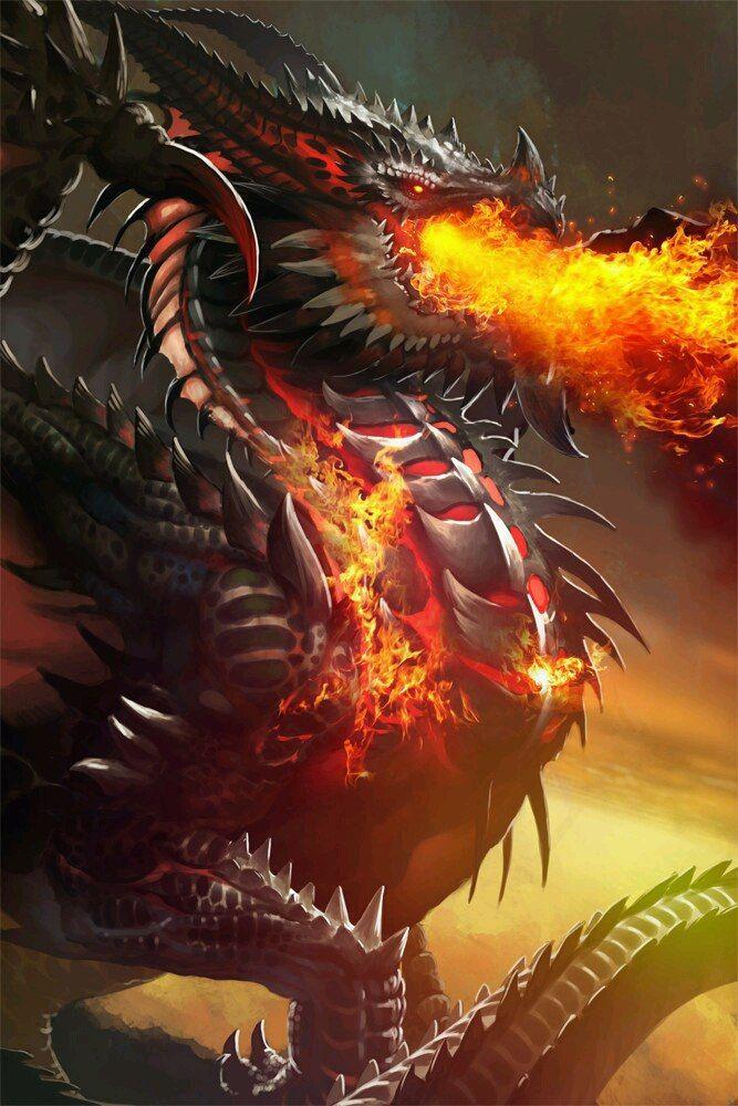 вышесказанного мега крутые картинки драконы таких
