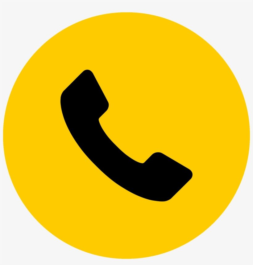 Mobile Phone Icon Png Yellow Download Phone Logo Yellow Png Transparent Png Download Phone Logo Logo Yellow Phone Icon