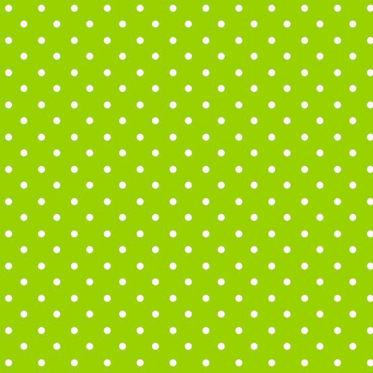 Dots Lime Green Scrapbookcirclesdotsspots Pinterest