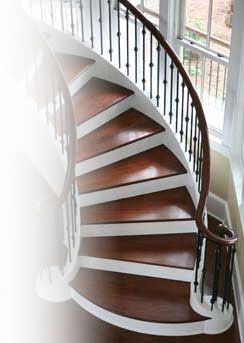 Prefinished Wood Stair Treads And Stair Components From Stair Treads.com