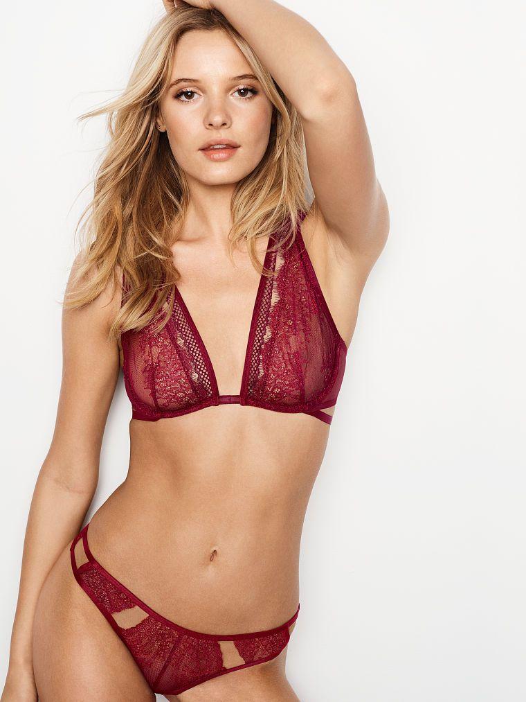 6715b33729 Chantilly Lace Plunge Bra - Very Sexy - Victoria s Secret