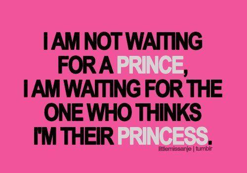 Awww, I found mine! He calls me Princess :)   All things ...