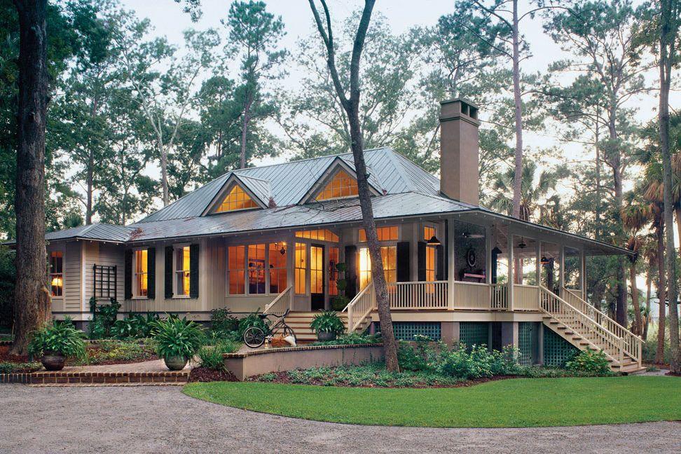 Antique Craftsman Wrap Around Porch House Plans
