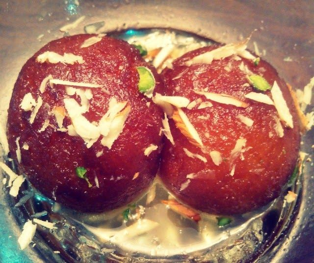 Milkpowder gulabjamun recipe