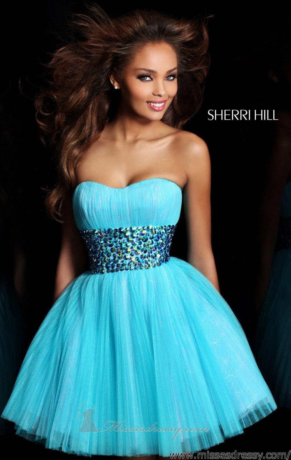 Sherri Hill 21163 Dress - MissesDressy.com | Prom | Pinterest ...