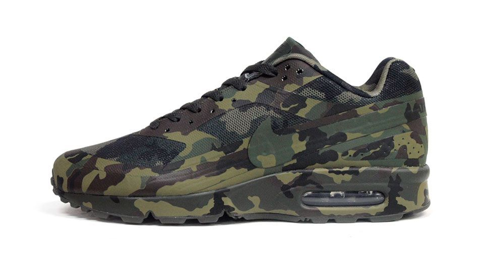 New phoyos of Nikes Air Max Camouflage Collection