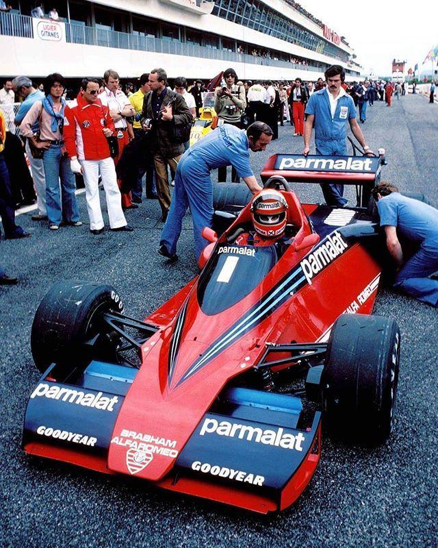 Brabham Alfa Romeo Bt46 Niki Lauda 1978 Formula Racing