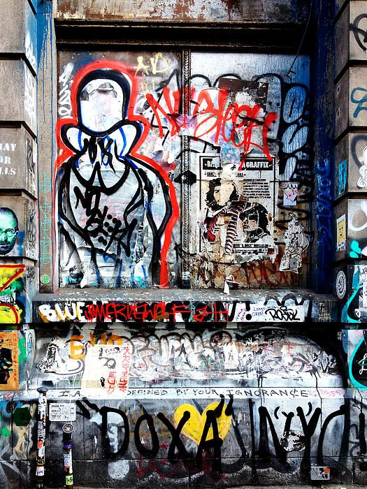 New York Graffiti By R L Nielsen New York Graffiti Graffiti Graffiti Wallpaper