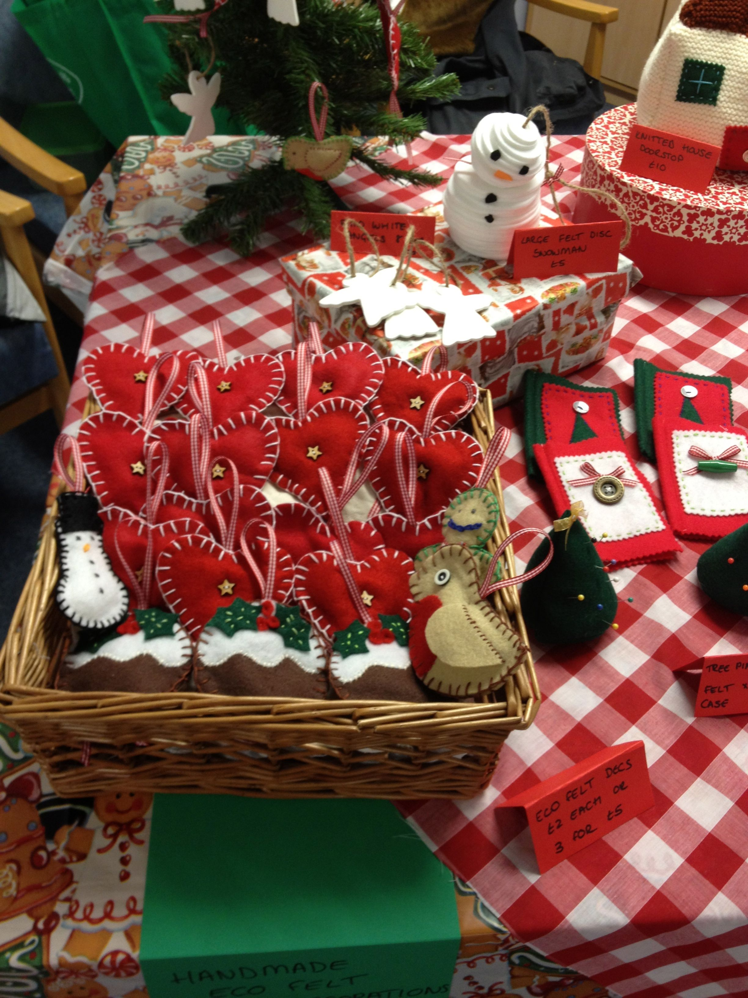 christmas fayre craft ideas