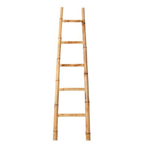 Toallero escalera bamb zara home espa a propuestas ba os muebles auxiliares muebles y - Casa de bambu madrid ...
