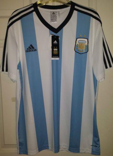 ddbbac4f269 Adidas-Argentina-AFA-National-Team-Soccer-Jersey-Mens-Large-L-NWT-World-Cup -FIFA