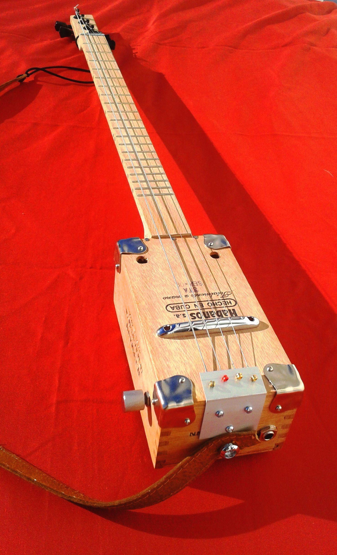 cigarbox guitar cigarbox guitar blues box guitar guitar stand guitar. Black Bedroom Furniture Sets. Home Design Ideas
