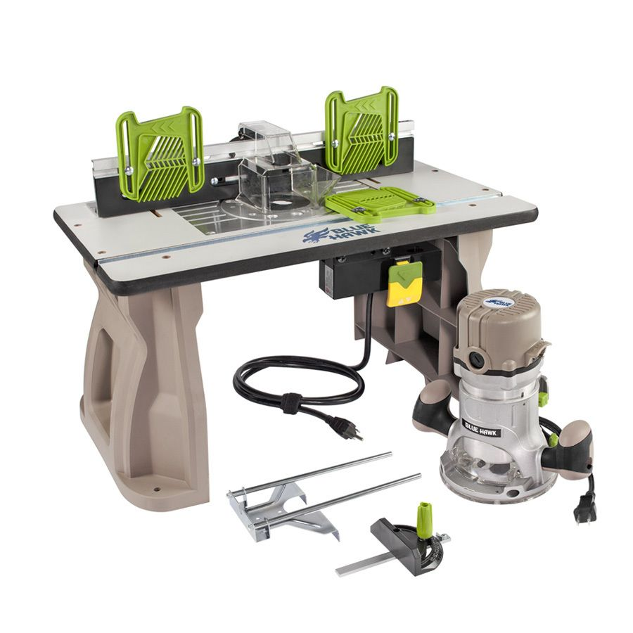 Blue hawk x adjustable router table lowes list pinterest blue hawk x adjustable router table keyboard keysfo Image collections