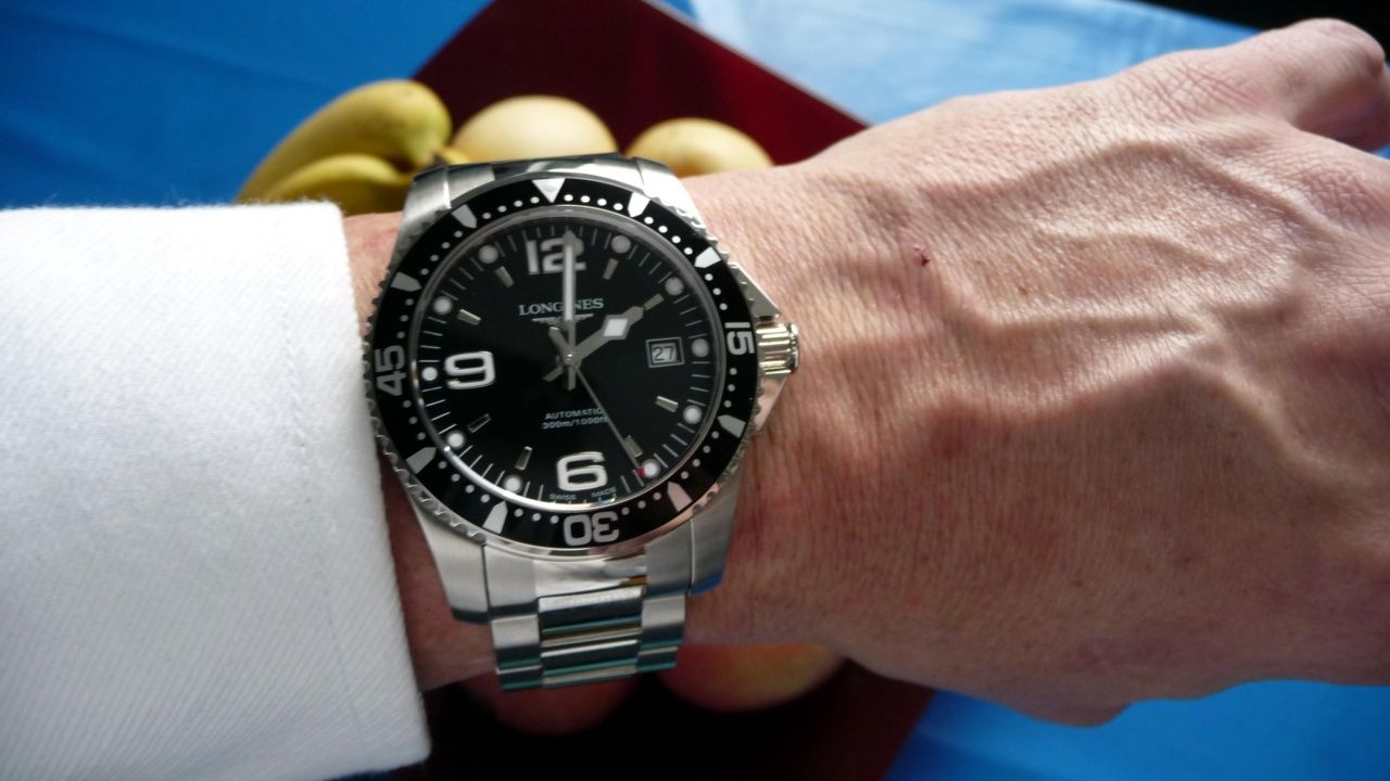 longines hydroconquest vs tag heuer aquaracer
