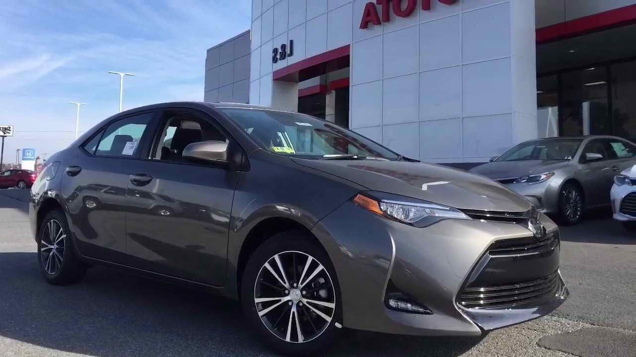 2017 Toyota Corolla S Premium