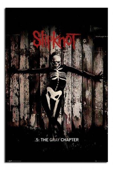 Slipknot The Gray Chapter Poster Slipknot Albums Slipknot Album