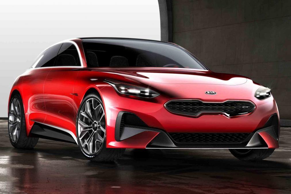 Kia Pro Cee D Concept Gallery Carbuyer Kia Ceed Kia Stinger Kia