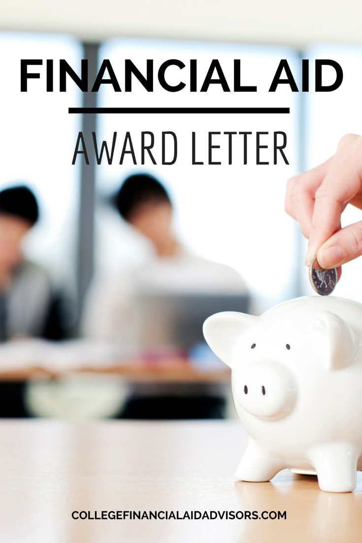 What Your Financial Aid Award Letter Means