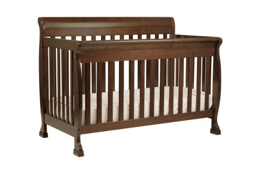watch 16d84 5f26e Amazon.com: DaVinci Kalani 4-in-1 Convertible Crib with ...