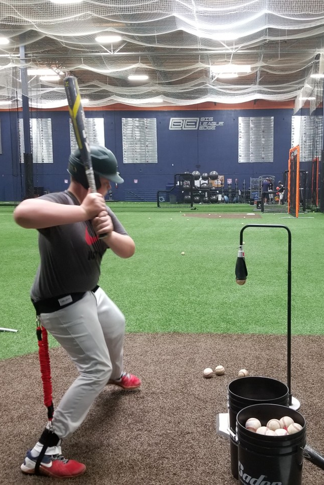 If You Re Looking To Increase Power And Performance In Your Game The First Step Is To Train Your Motor Patterning Baseball Training Baseball Hitting Baseball