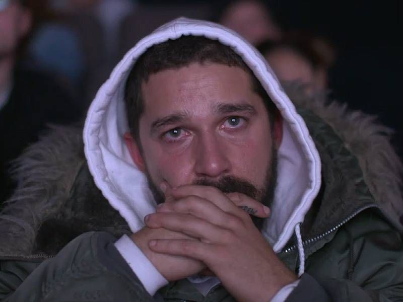 People Who Cry During Movies Are The Strongest People Of All Shia Labeouf Movies The Man Who Cried