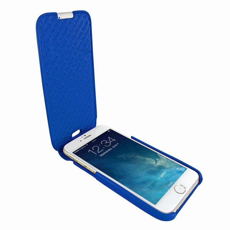 Piel Frama 685 Blue Imagnum Leather Case For Apple Iphone 6 Plus