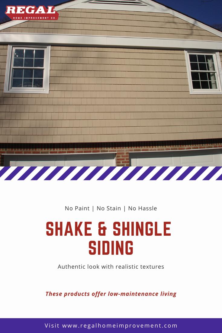 Shake Shingle Siding Shingle Siding Siding Options Shingling
