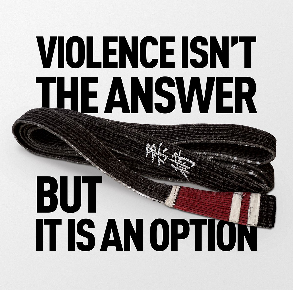 Taekwondo Quotes Violence Isn´t The Answer But It Is An Option  Craft Ideas