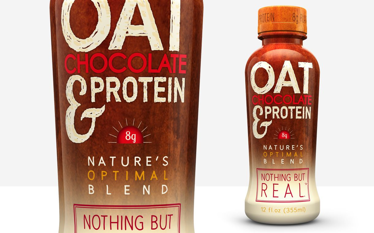 US food startup debuts protein drink 'to curb hunger