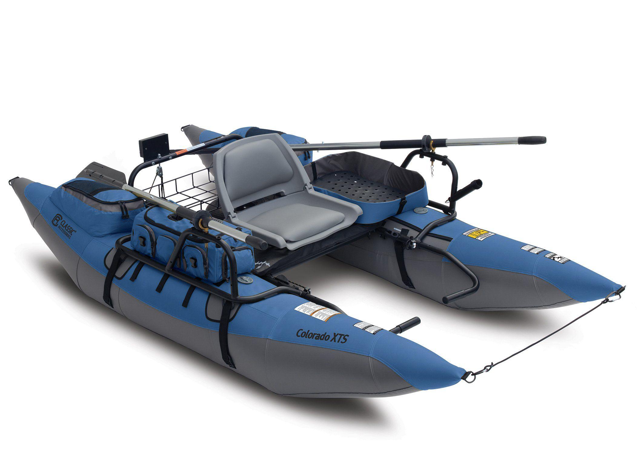 Colorado Xts Pontoon Boat