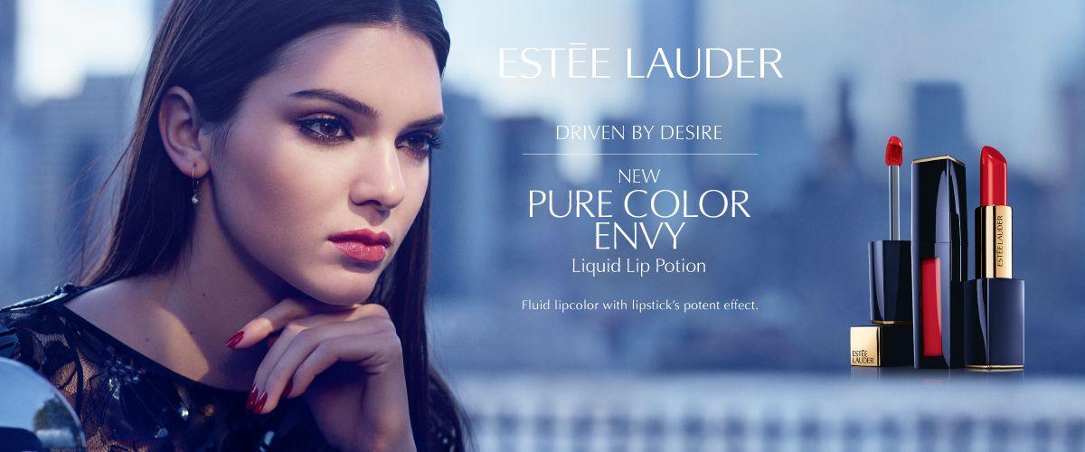 Estee Lauder Wojooh Beauty Saudi Arabia Estee Estee Lauder Pure Color Envy