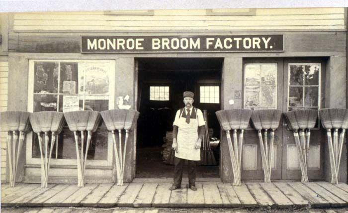 Monroe In History Photographs Monroe Michigan Monroe County Sweet Home